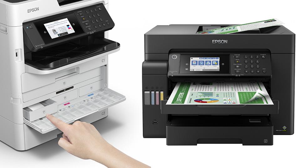 Reparação de impressoras de jacto de tinta