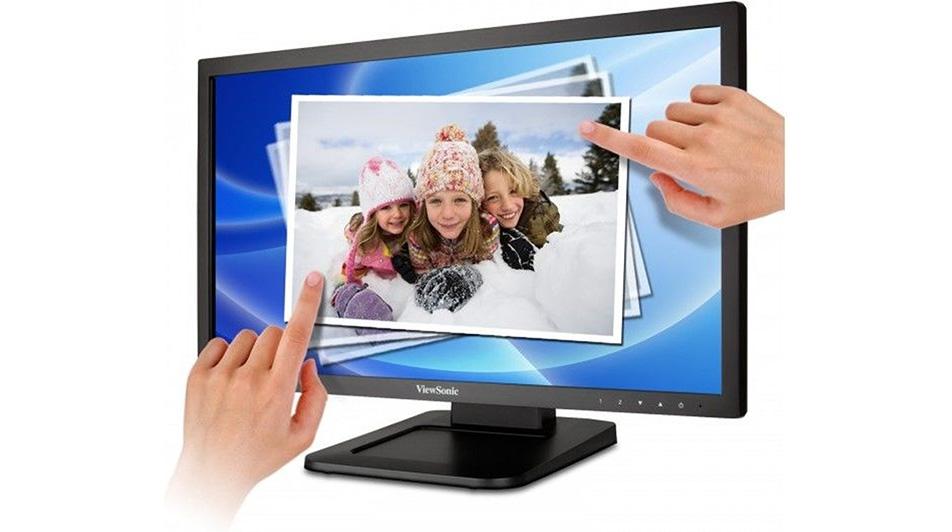 Reparação de monitores táteis de pequeno formato