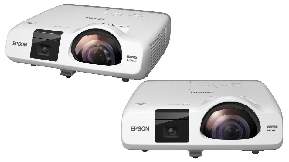Reparação de projetores EPSON em garantia