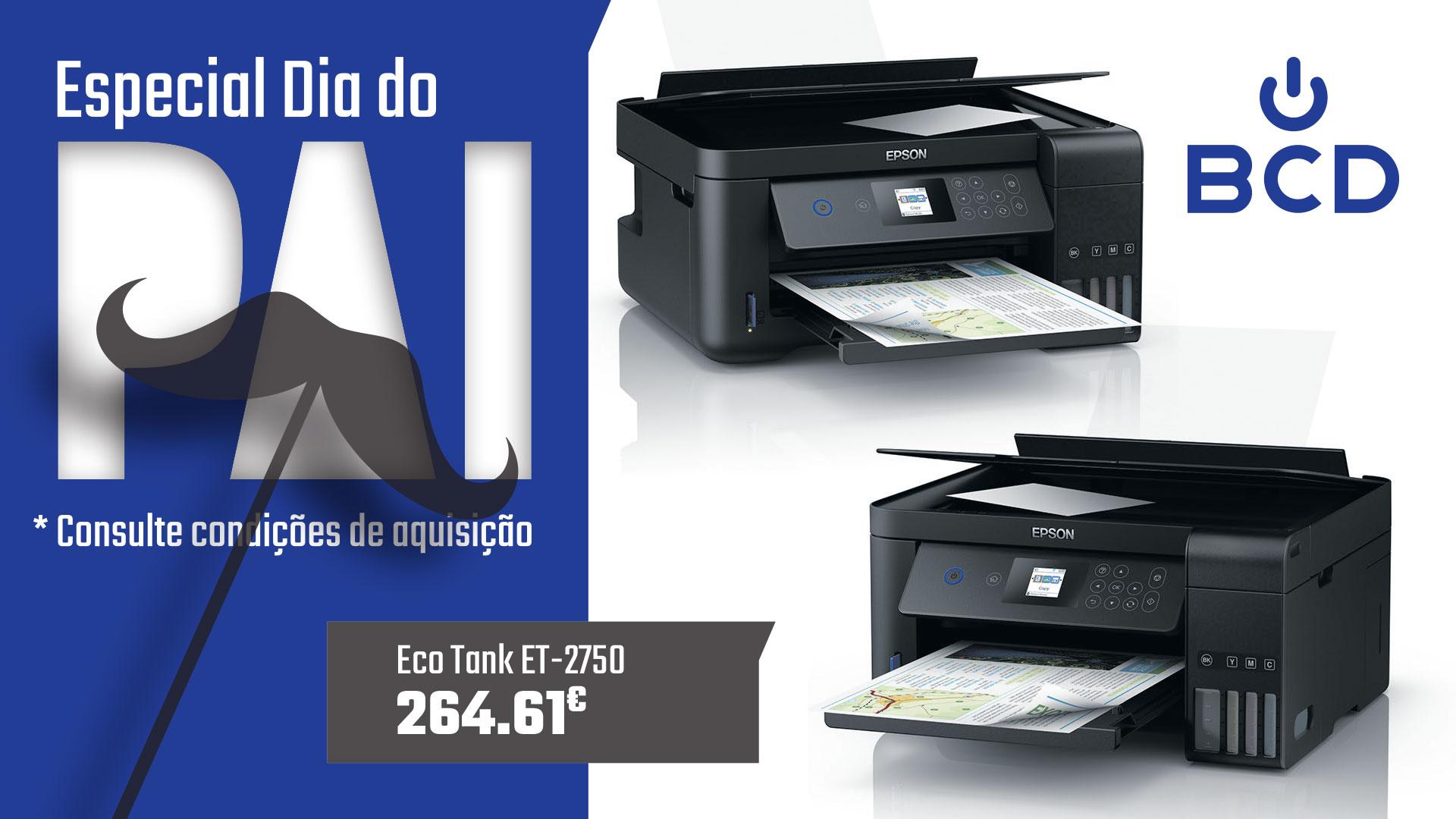 EPSON ECOTANK ET-2750 (C11CG22402)