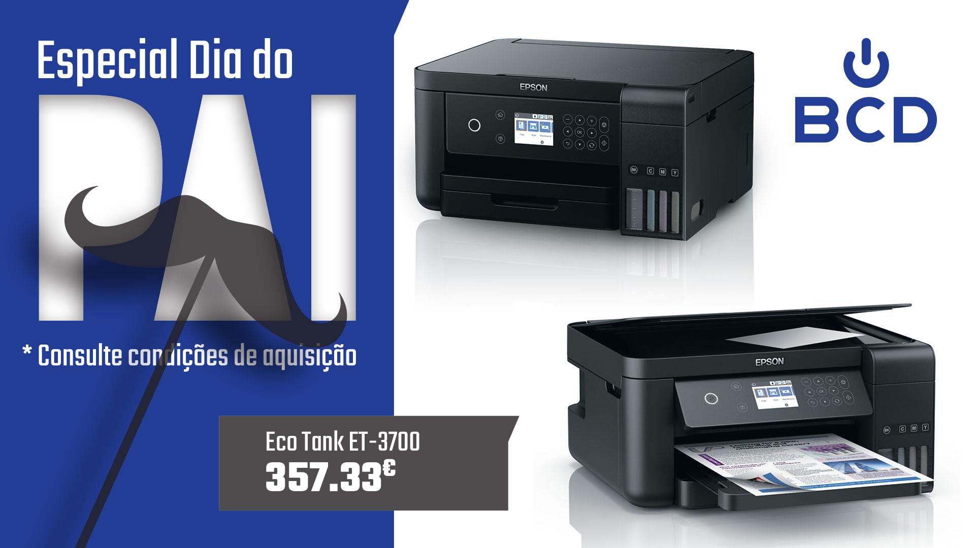 EPSON ECOTANK ET-3700 (C11CG21401)