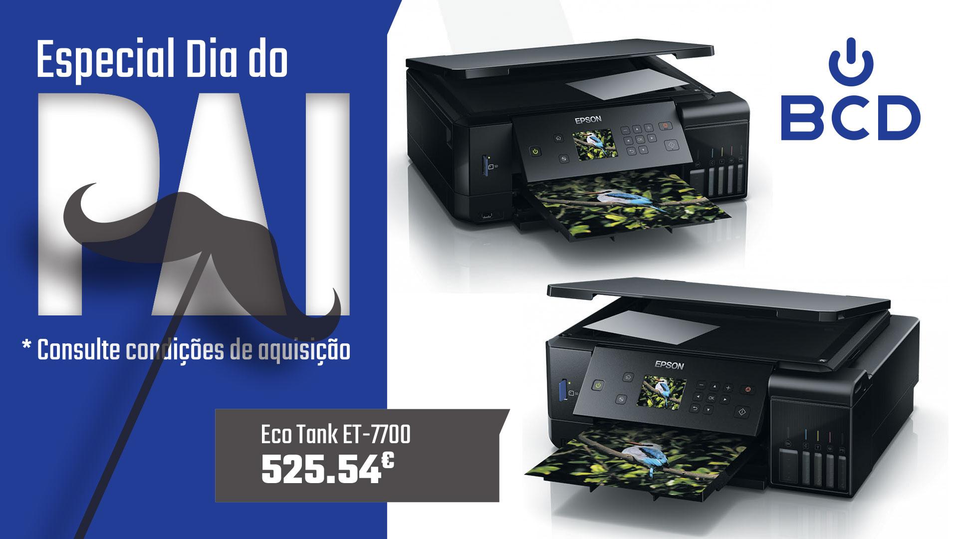 EPSON ECOTANK ET-7700 (C11CG15401)