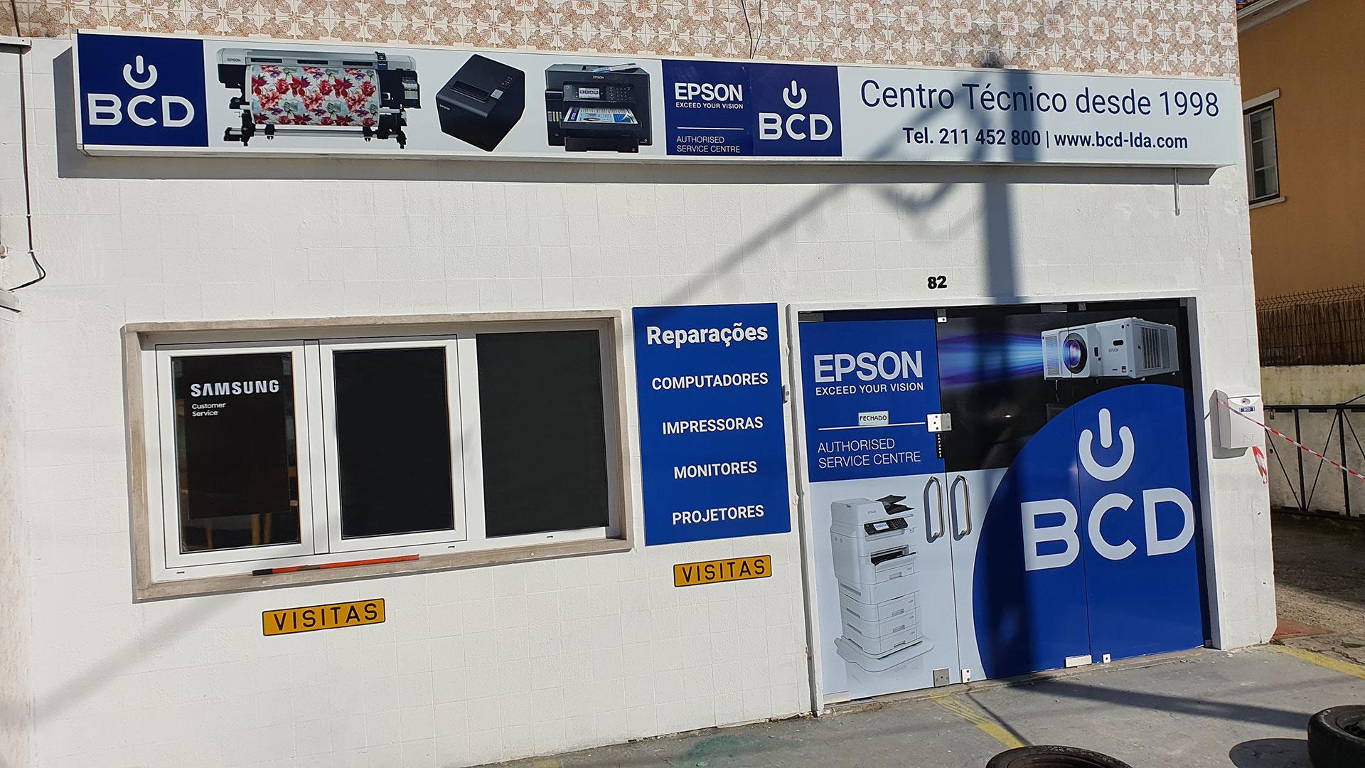 BCD reparação de computadores e impressoras